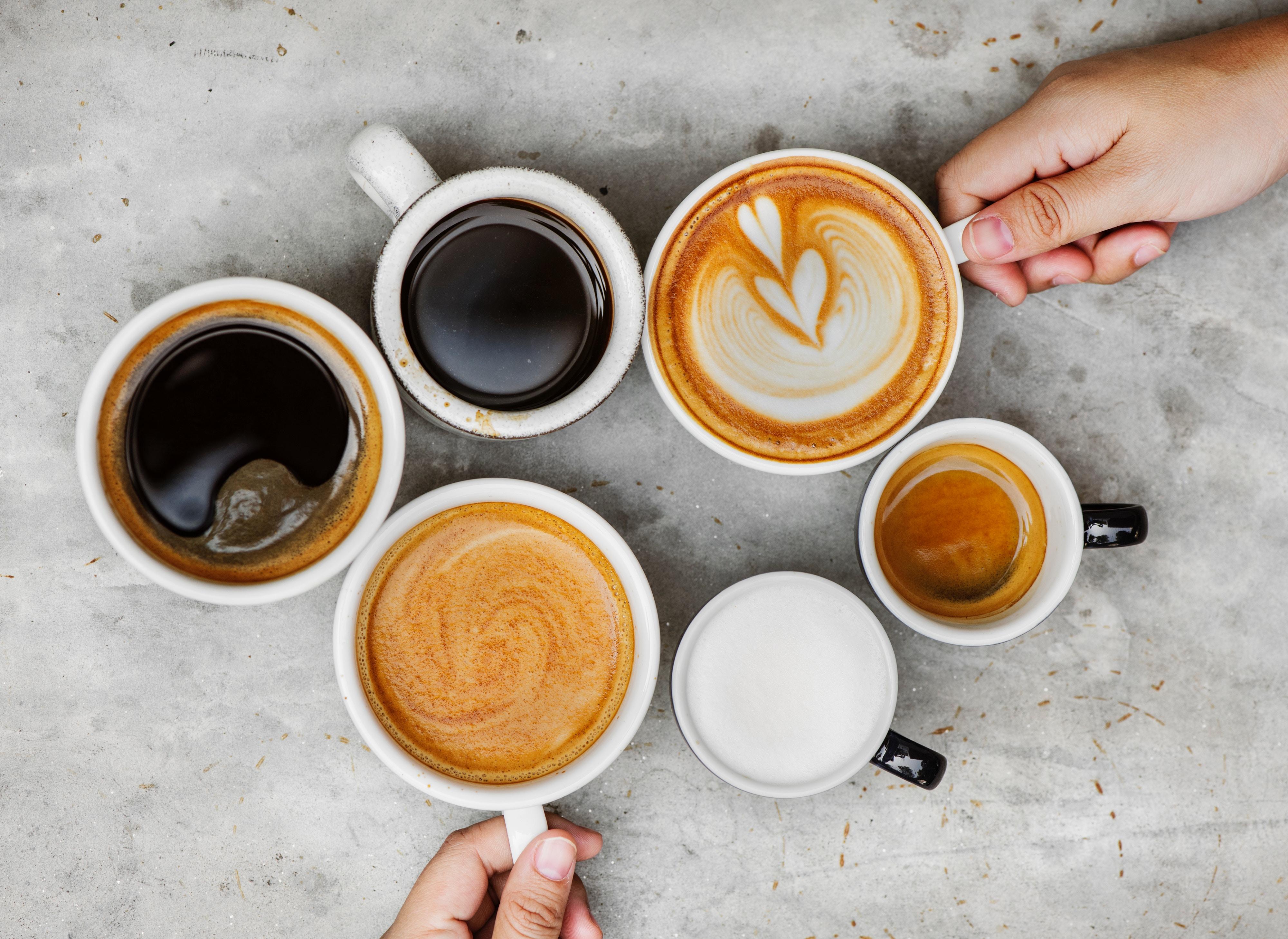 Caffeine for runners