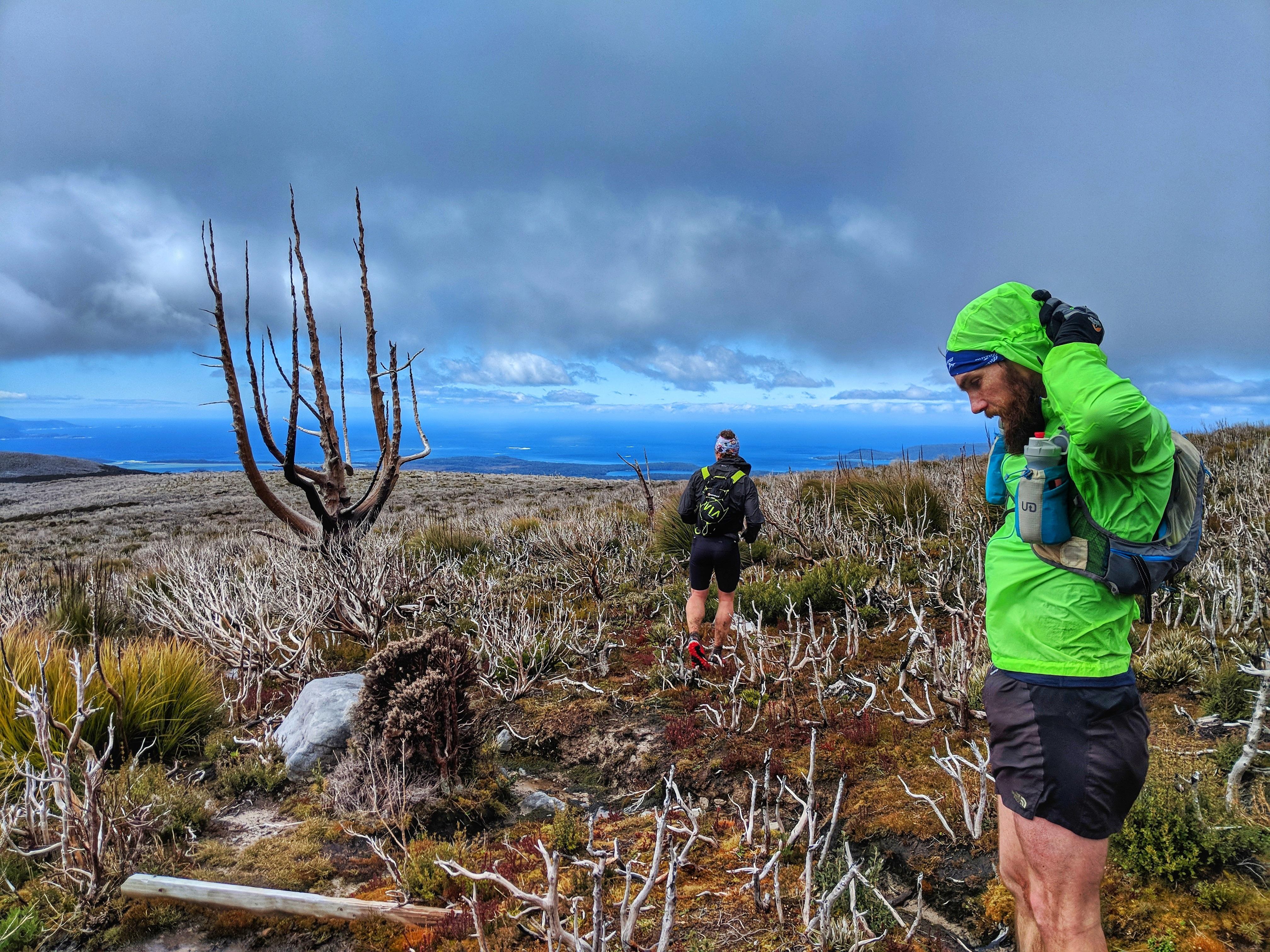 Trail Running Tasmania, Hobart