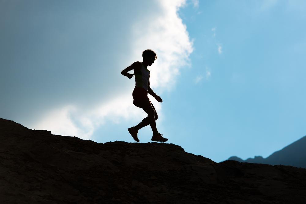 Downhill Running Training