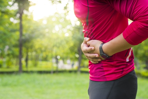gastrointestinal upset in runners