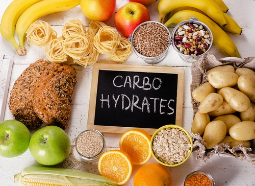 running nutrition carbohydrates