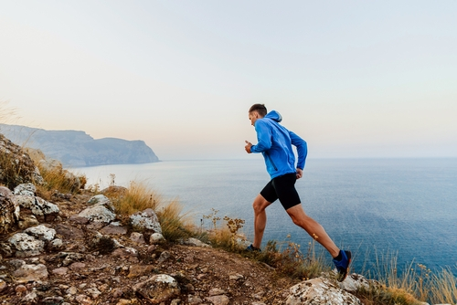 uphill running intervals